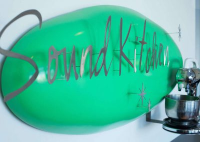Sound Kitchen Studios Sign