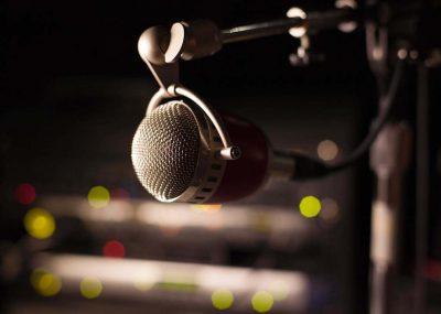 Sound Kitchen Studios Microphone