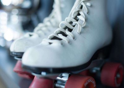 Sound Kitchen Studios Roller Skates Decor